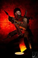 Scorpion 3 by Randy Lai by RivetBound