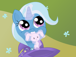 The Great and Powerful Filly by RisGrestarSFX