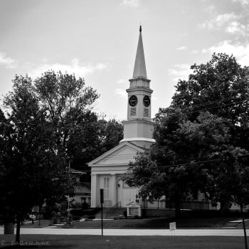 First Congregational Church - 1 by JeepFanatic