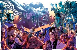 From Gotham with Love by Zeigler