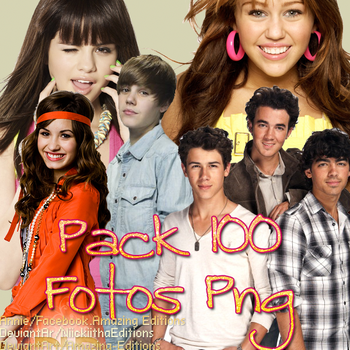 + Pack 100 Fotos Png ZIP. by NiickiithaEditions