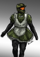 Maid Chief by Spriinkles