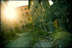 Old factory by mjagiellicz