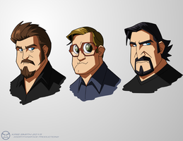 Trailer Park Boys by KrisSmithDW