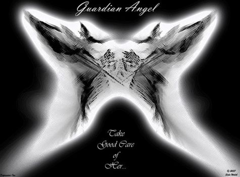 Guardian Angel by Depressive-Inc