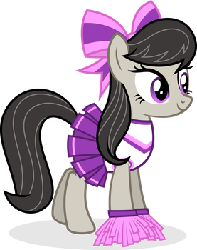Octavia Cheer by punzil504