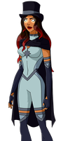 YJ: StarDust S1 Redesign by GothamTaco