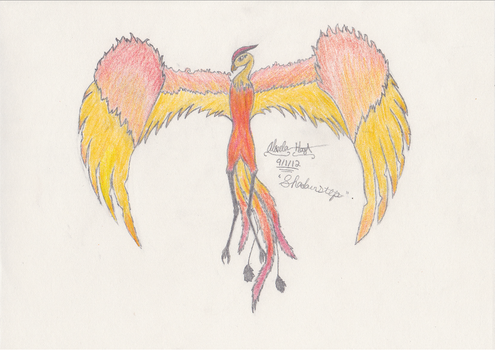 Another Phoenix by Shadowstep990