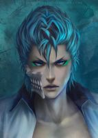 GRIMMJOW Jeagerjaques _ BLEACH by Zetsuai89