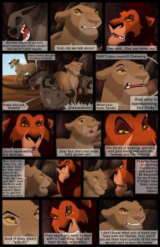 Scar's Reign: Chapter 1: Page 4 by albinoraven666fanart