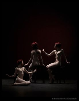 The Three Graces by bigskystudio