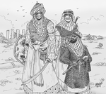 Orc Slave Warriors by Shabazik