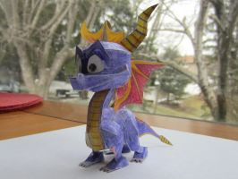 Spyro the Dragon (1/3) by ToodlesTeam