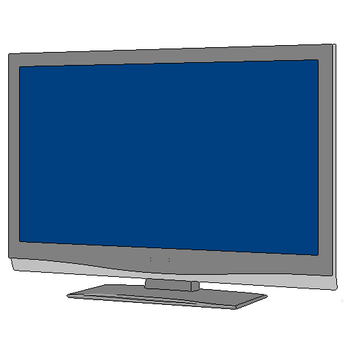 MS Paint Television by Anteum
