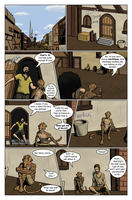 Beggar Pg1/3 by TitusW