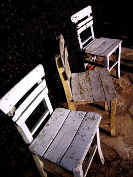 chairs by aliemraharp
