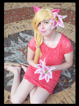 (MLP) Lily Valley Cosplay by KrazyKari