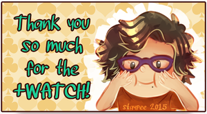 Thank You For The Watch 2015-08-02 by staypee