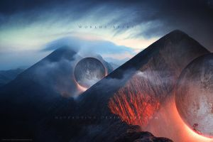 Worlds Apart by neverdying