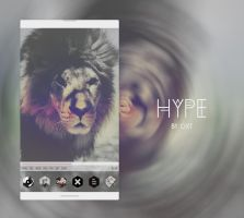 Hype. by Obeythe10