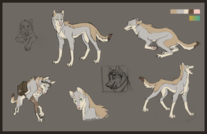 Snap refsheet by Astarcis