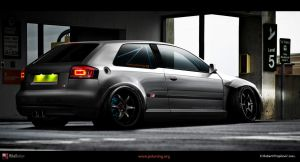 Audi S3 by RibaDesign