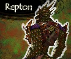 Storm Hawks - Repton by Lost-of-Existence