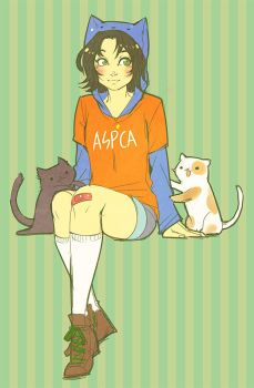 nepeta by 021