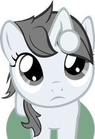 Indifferent Filly Apathia by PinkiePi314