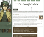 The Beautiful World - Layout by freakmoch