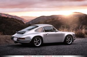 911 by Singer 8 - Top Gear Magazine by notbland