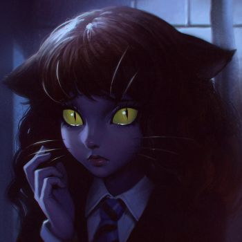Second Year Hermione by Kuvshinov-Ilya