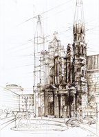 Church of the Holiest Saviour [architecture] by IceRider098