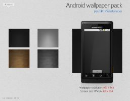 android wallpaper pack 09 by zpecter