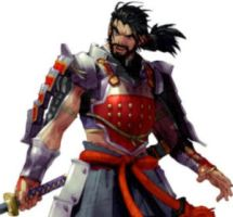 Heishiro Mitsurugi improved by HiddenRanbir