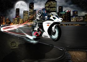 Project Yamaha R1 by SUPER-JO