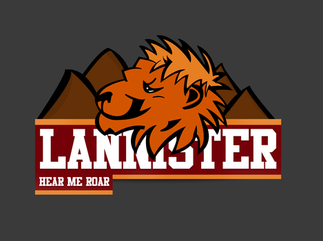 Game of Thrones - Lannister by BarneyDesign