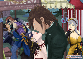 Kissing Booth by Quarrelsome