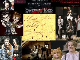 Sweeney Todd Wallpaper by Sinatrafan4life