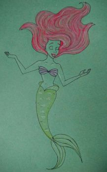 Ariel by HenchGoose