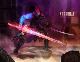 Arbrunai_PowerUp by ArtofLariz