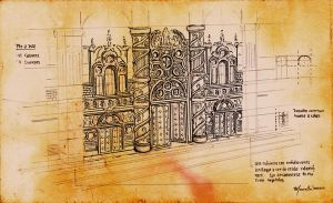 Drawing some of architecture 3 by SILENTJUSTICE