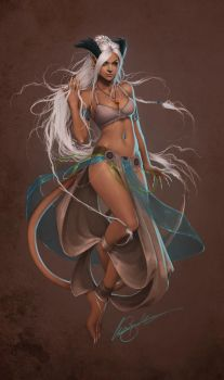 Ivae by Charlie-Bowater