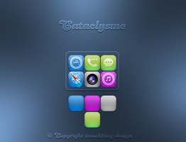 WIP Cataclysme iPhone Theme by itouchking