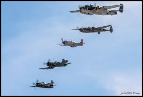 Air Power by AirshowDave