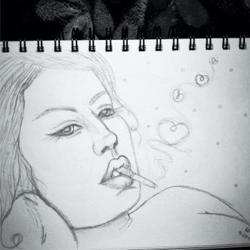 Adele sketch by natashell