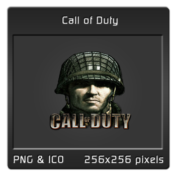 Call of Duty Dock Icon by caesar13