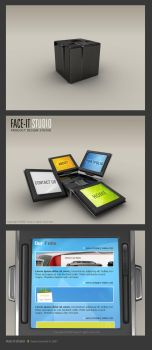 Face-it Studio by pixelbudah