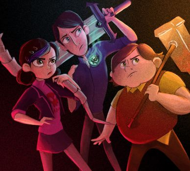 The Trollhunters by eas123