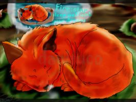 firestar-sleep well with your dreams by danituco